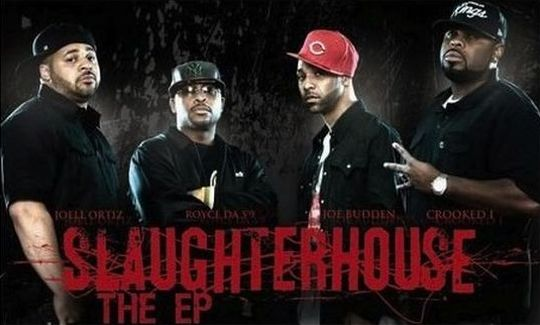 Slaughterhouse @ hot97