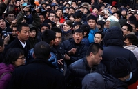 Iphone 4S released in China…All hell breaks loose