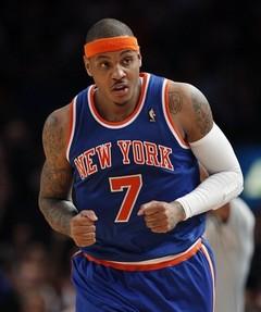 Carmelo stop gunning