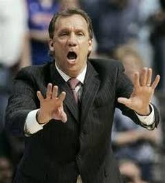 Flip Saunders canned….