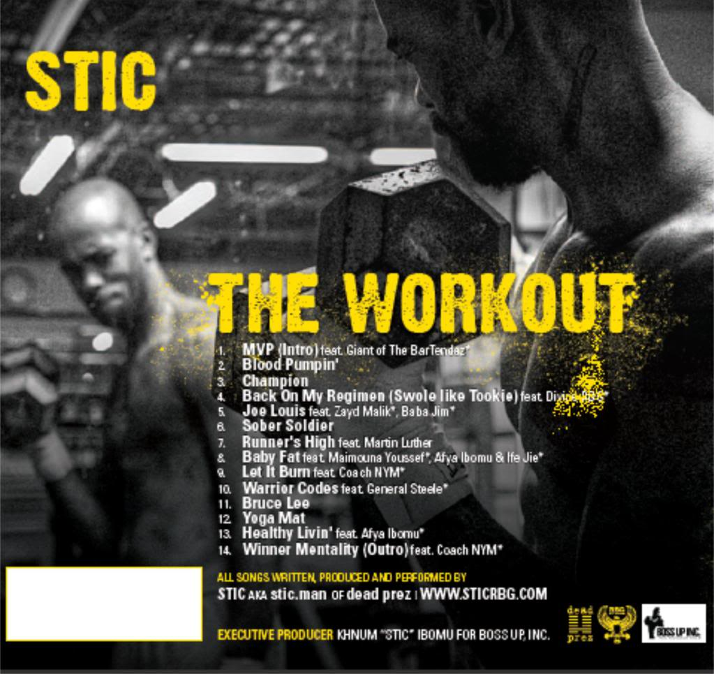 Stic Man – The Workout