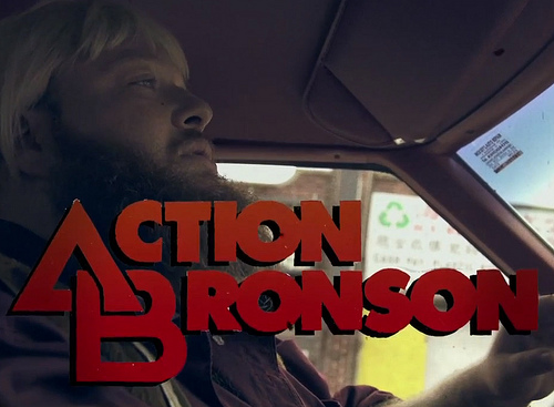 Action Bronson – The Symbol
