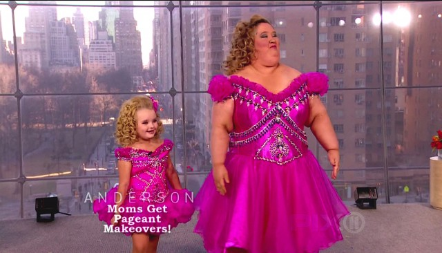 A real Honey Boo Boo or Chains getting snatched in Atlanta