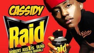 Cassidy – R.A.I.D. (Meek Mill Diss)