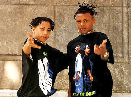Throwback Thursday Kriss Kross
