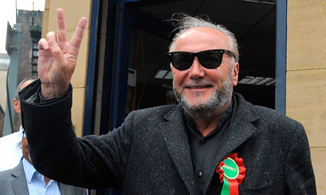 George Galloway 2013 Parliament on Syria