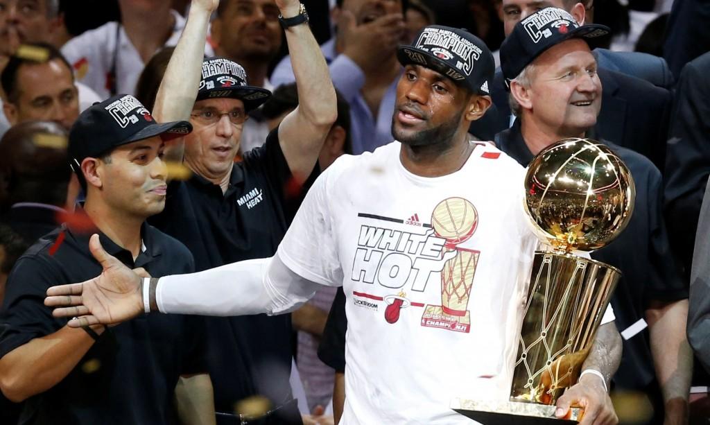 "LeBron James – ""Believe"" (2013 NBA Champion)"