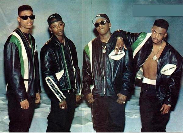 Throwback Thursday Jodeci – Love U 4 Life