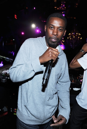 GZA – Verse off of Dark Matter album