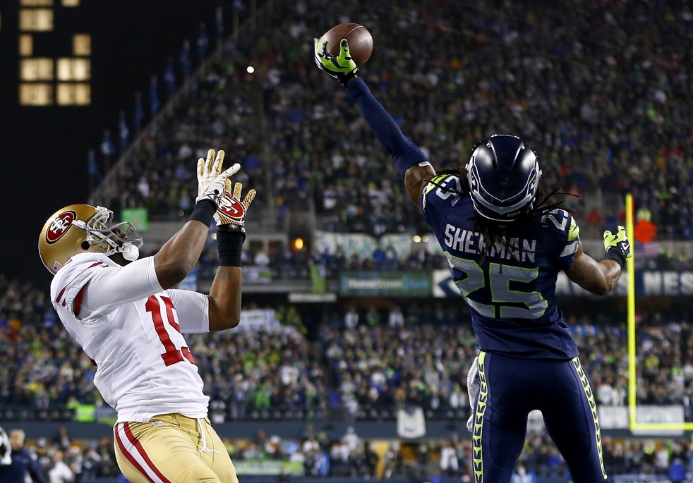 Richard Sherman Appreciation