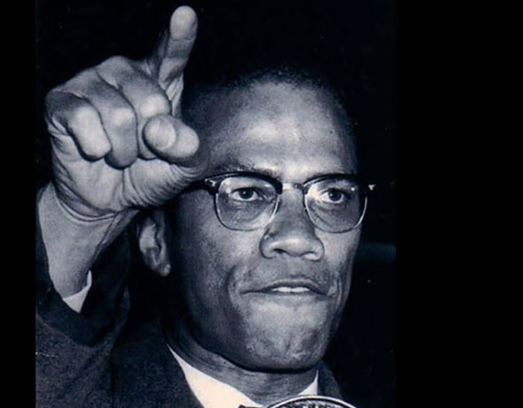Malcolm X interview by Eleanor Fischer